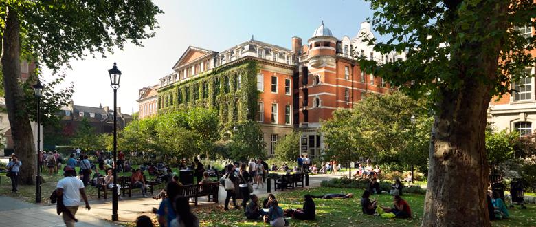İngiltere'de Akademik Hayat