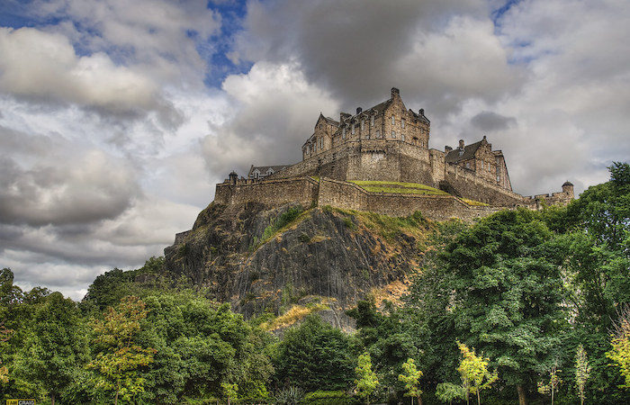 Merhaba Edinburgh!