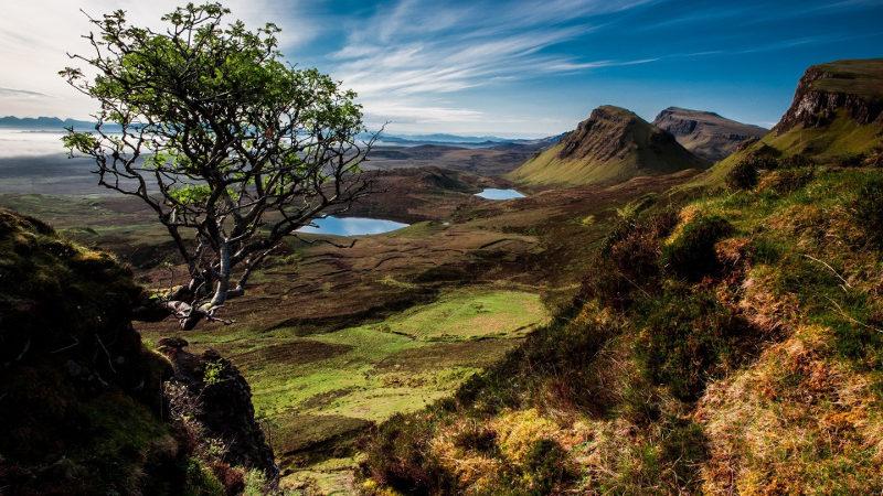 İskoçyada Korona Günleri